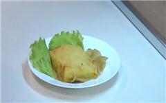 Треска с картофельным пюре
