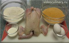 Цыплёнок по-венски